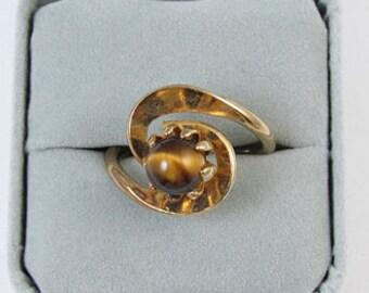 Esposito K Gold Ring  Ct X