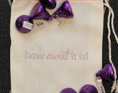 How Sweet It Is: Favor Bag for Weddings, Parties and Events