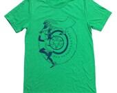 The Hand that Feeds - Legend of Zelda inspired shirt