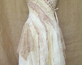 Dainty dusky dress