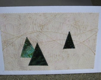 Winter wonderland 3 Greeting Card