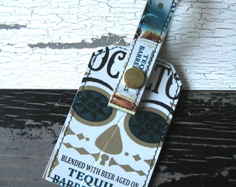 Tequila Beer Luggage Tag
