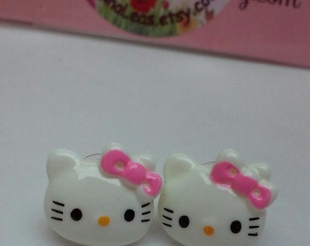 New.... Ring / Girls Ring / Pretty Kitty Ring / Gift Idea / Clear