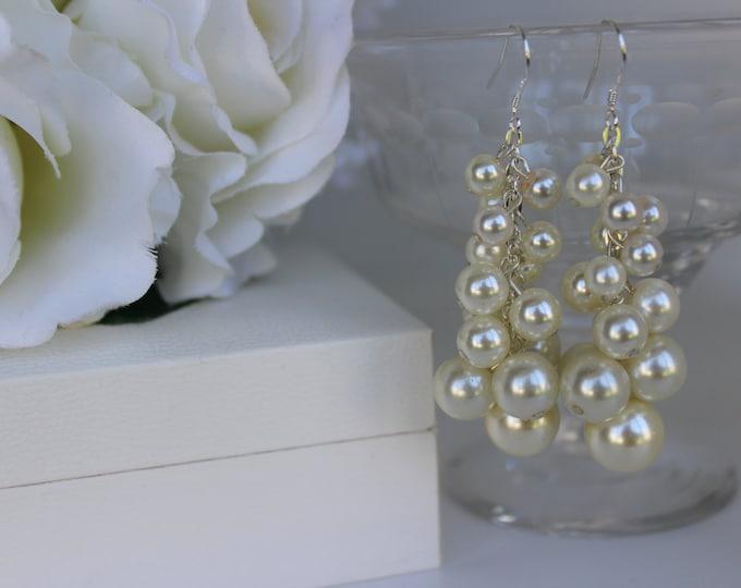 Statement Bridal Earrings.