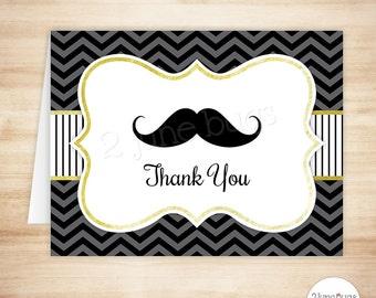 mustache template etsy uk