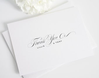 Thank You Cards - Classic Thank You Design