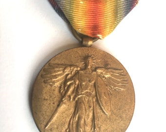 Oh So Awesome World War 1 Medal