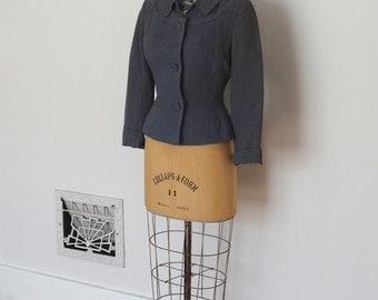 Vintage 1950s Jacket - 50s Suit Jacket - The Cora