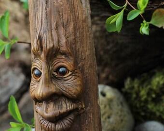 OOAK Fae woodland  dryad faerie sculpture art doll