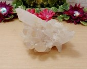 Clear Quartz Cluster, Quartz Cluster, Quartz Point