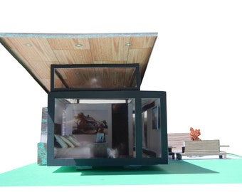 SHIPPING CONTAINER HOUSE-1