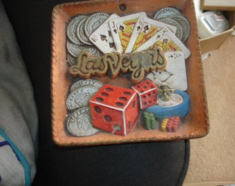 Vintage Las Vegas Ashtray