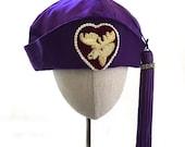 RESERVED Loyal Order of Moose Tah - Fraternal Order Moose Official Regalia Fez Tah