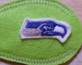 Eye Patch - Seattle Football