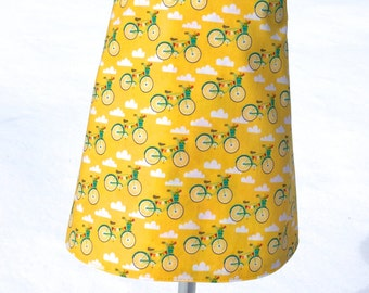 Toddler girl dress - Yellow - Toddler dress - Cotton