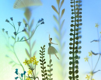 Little Dancer - photographic print by Elly MacKay