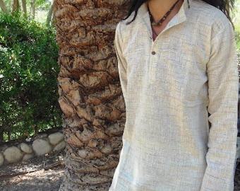 long Kurta ~ Natural cotton ~