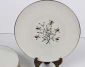 Vintage Bread & Butter / Dessert Plate by Lennox  Princess Pattern (lot of 1)
