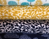 Massage Table Face Cradle Covers bundle of 25 - Organic Cotton Flannel-RESERVED FOR JOE