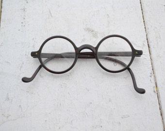 1920s Wellsworth Round Glasses