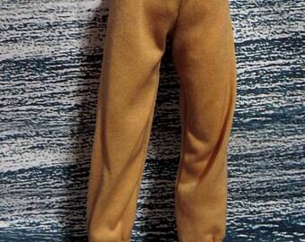 45cm BJD MSD SD13 Gold Sweatpants