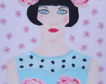 Petal Pink Photocard