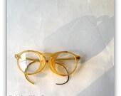 Antique Edwardian Style Driving Glasses - Auto / Car Epehemera