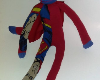 Clark The Super Sock Monkey
