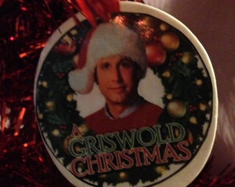 Griswold Christmas Vacation  Ornament