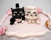Custom Kitty Cake Toppers for Tia