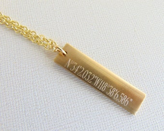 Bridal bridesmaids vintage personalized jewelry door - Aangepaste bar ...
