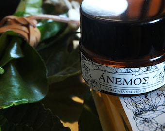 "Natural Solid Perfume ""ÁNEMOS"""
