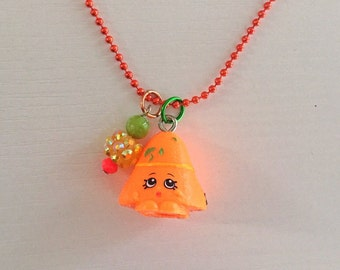 Shopkins Mystery Edition necklace