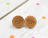 Yorkshire Pudding Earrings | Stud Earrings | Yorkshire