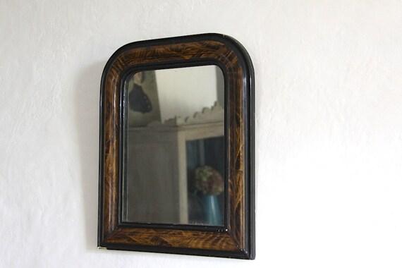 Finitura a specchio francese antico decorativo con vernice - Specchio in francese ...