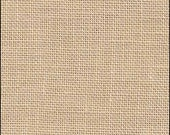 STARS HOLLOW BLEND Hand-dyed counted cross stitch fabric : 36 ct. count linen R & R Reproductions fat quarter primitive embroidery