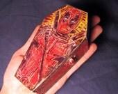 Mini Coffin Box - Deadpool