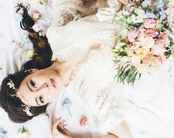 Blossom Flower Hair Vine