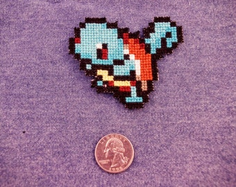 Squirtle Iron-On Patch