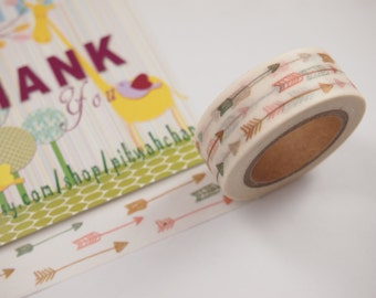 Arrow Washi Tape (10M)