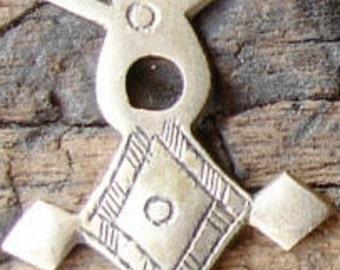 Moroccan Tuareg small pendant  (L)