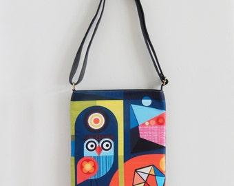 City Owl, sling bag