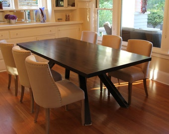 WesternDrift Walnut Dining Table