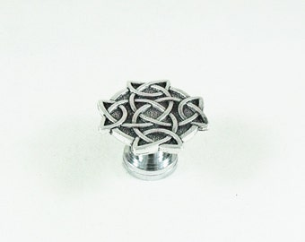 Celtic Knot Drawer or Door Pull,  Home Improvement, Home Decor