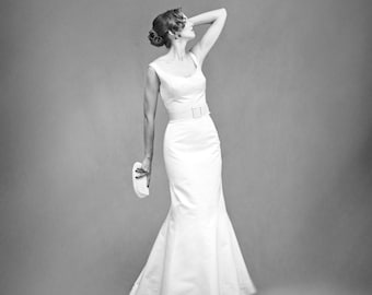 Iron Heart Bodice – Custom Bridal Separates – Custom Wedding Dress – Bridal Couture by Jill Andrews Gowns