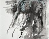 Trotting Horse, Animal, M...