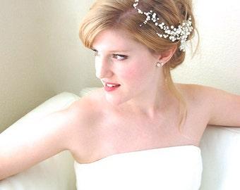 Bridal Hairpiece Pearl Hair Accessory Hurrem Sultan Sac Aksesuarlari Wedding Hair Adornment Bridemaids Accessories Hair Jewelry Headbands