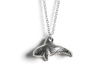 Jewelry, Orca Whale Necklace, Self Improvement, Totem, Self Help, Ocean Animals, Wanderlust, Whale, Make a Change, Cheer Up Gifts, Water