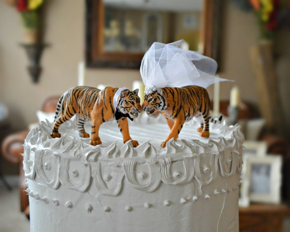 Tiger wedding pictures