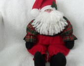 Santa Christmas Decoration  ***SALE*** Santas And Elves 15% off with coupon code ELVES